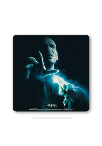 LOGOSHIRT Untersetzer mit mystischem Print »Lord Voldemort« kaufen