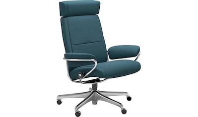 Stressless® Relaxsessel »Paris«, Low Back mit Kopfstütze, mit Home Office Base,... kaufen