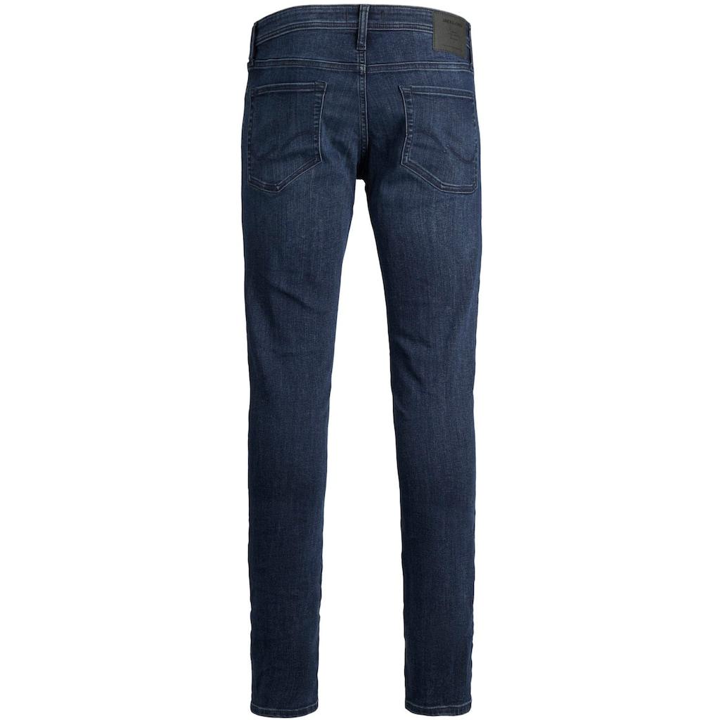 Jack & Jones Slim-fit-Jeans »GLENN JJORIGINAL«