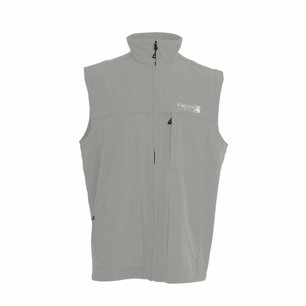 DEPROC Active Funktionsweste »KENORA MEN 4-way Stretch Vest«, auch in Großen Größen erhältlich