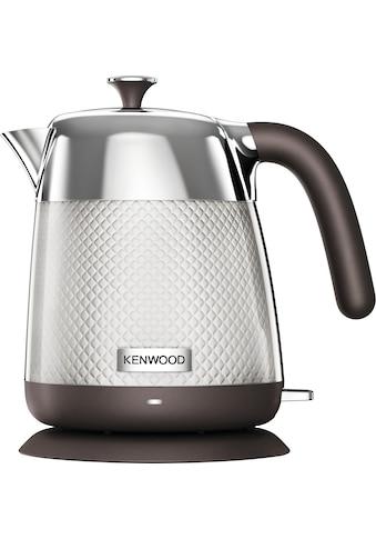 KENWOOD Wasserkocher, Mesmerine ZJM810.WH, 1,6 Liter, 2200 Watt kaufen