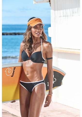 Venice Beach Bikini-Hose »L.A.«, mit Kontrastpiping kaufen
