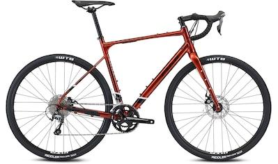 FUJI Bikes Gravelbike »Jari 2.1«, 20 Gang, Shimano, Tiagra Schaltwerk, Kettenschaltung kaufen