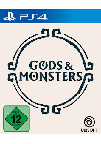 Gods & Monsters PlayStation 4 kaufen