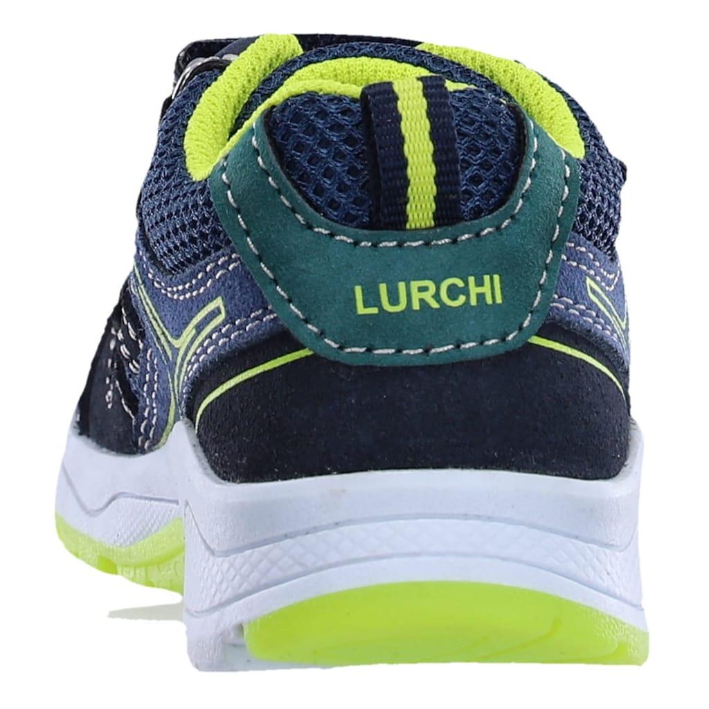 Lurchi Klettschuh »Cornelius«, in cooler Farbkombination