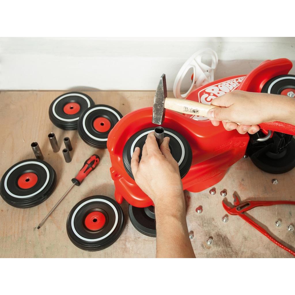 BIG Kinderfahrzeug-Räder »BIG Bobby Car Whisper Wheels«, Passend für alle BIG Bobby Car Classic, Made in Germany