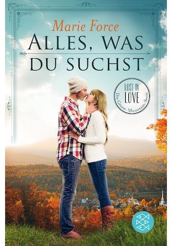 Buch »Alles, was du suchst / Marie Force, Tatjana Kruse« kaufen