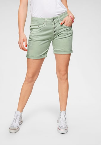 Please Jeans Jeansshorts »P88A«, Trend: Smokey Pastel kaufen