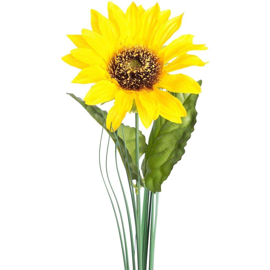 Botanic-Haus Kunstblume »Sonnenblume«