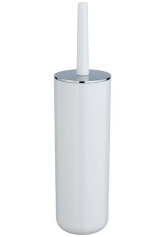 WENKO WC-Garnitur »Posa Grau/Chrom«, geschlossene Form kaufen
