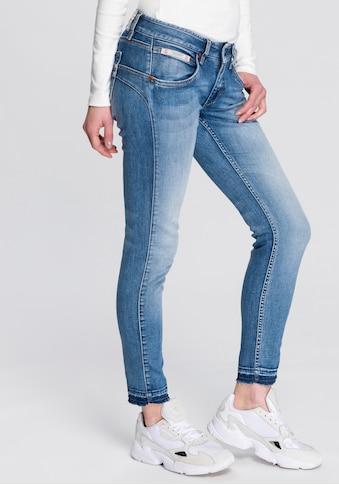 Herrlicher 7/8-Jeans »TOUCH CROPPED ORGANIC«, umweltfreundlich dank Kitotex Technology kaufen