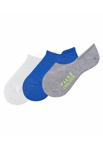 FALKE Socken »Cool Kick 3-Pack«, (3 Paar), mit ultraleichter Polsterung kaufen