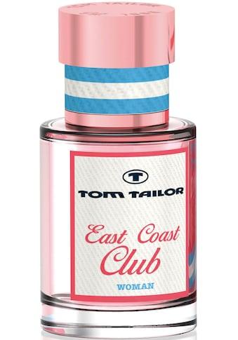 TOM TAILOR Eau de Toilette »East Coast Club Woman« kaufen