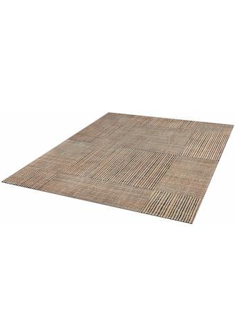 wash+dry by Kleen-Tex Teppich »Canvas«, rechteckig, 9 mm Höhe, Wohnzimmer kaufen