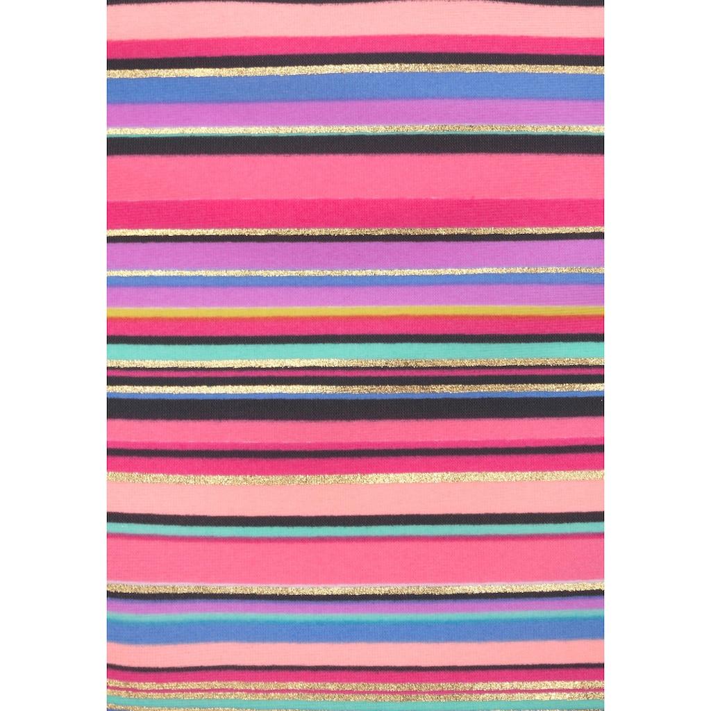 Homeboy Triangel-Bikini-Top »Kuba«, mit goldfarbenen Streifen