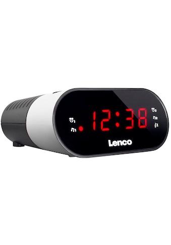 Lenco »CR - 07« Radiowecker (FM - Tuner) kaufen