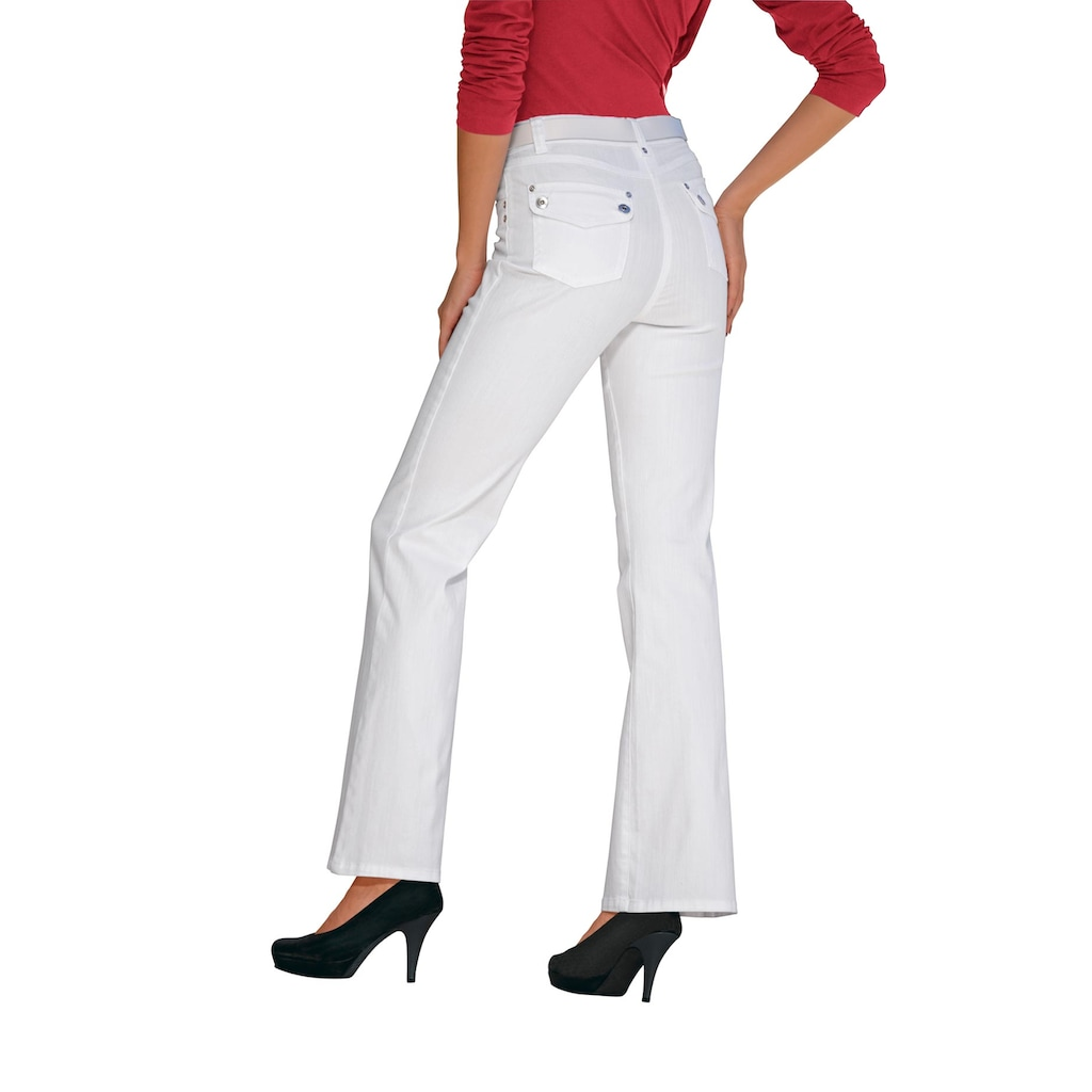 ASHLEY BROOKE by Heine Bootcut-Jeans