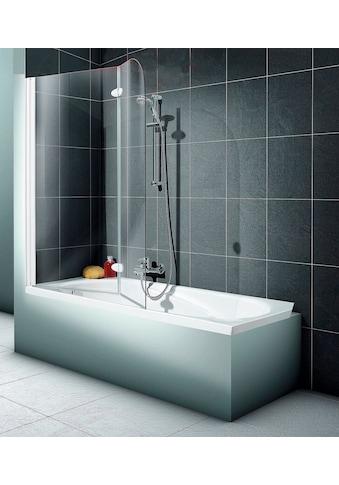 SCHULTE Badewannenaufsatz »2 - teilig«, 112 x 140 cm kaufen