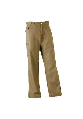 Russell Funktionshose »Workwear Polycotton Twill Hose für Männer, Lange Beinlänge« kaufen