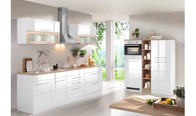 HELD MÖBEL Küchenzeile »Wien«, mit E - Geräten, Breite 430 cm, wahlweise mit Induktion kaufen