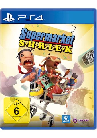 Supermarket Shriek PlayStation 4 kaufen
