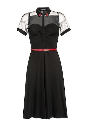Vive Maria A - Linien - Kleid »British Black« kaufen