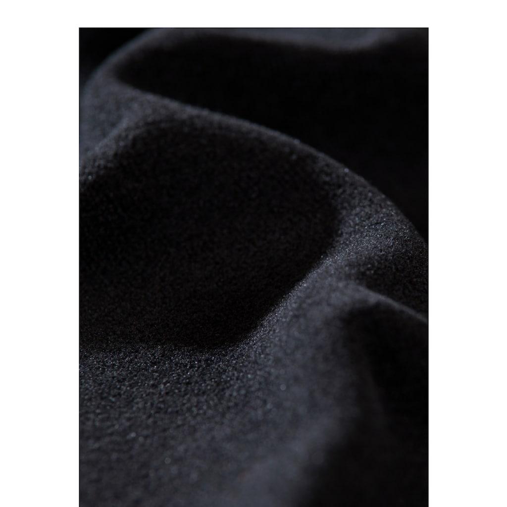 Trigema Fleece Hausschuhe