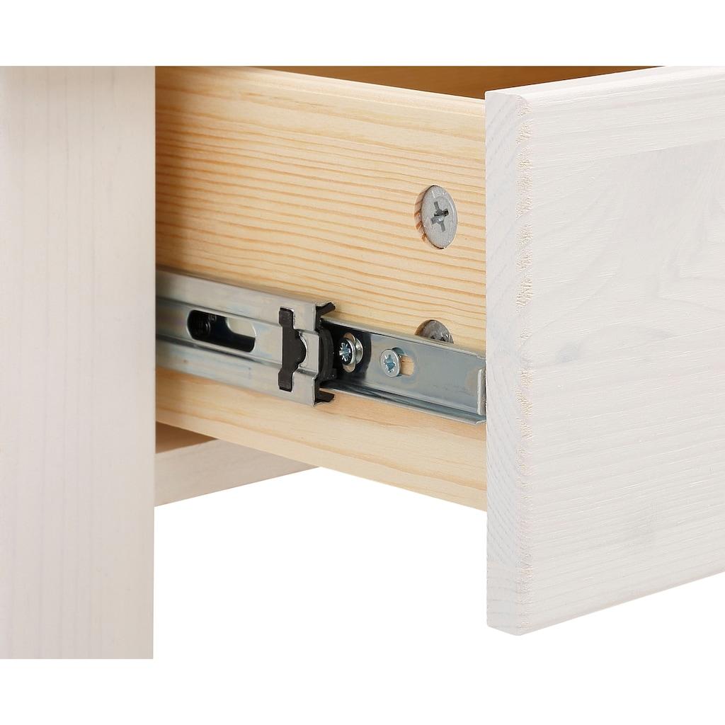 Home affaire Schminktisch »Isadora«, Beinquerschnitt 5x5cm