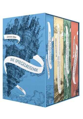 Buch »Die Spiegelreisende / Christelle Dabos, Amelie Thoma« kaufen