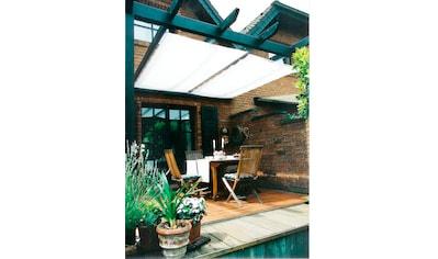 FLORACORD Sonnensegel »Innenbeschattung«, mit Seilspann - Set, BxL: 420x140 cm, 1 Feld kaufen