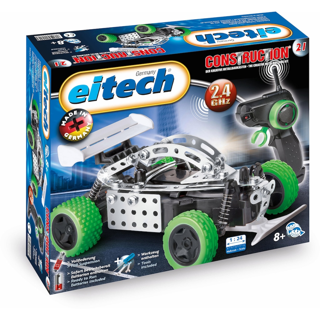 Eitech Modellbausatz »Speed Racer«, 1:24, Made in Germany