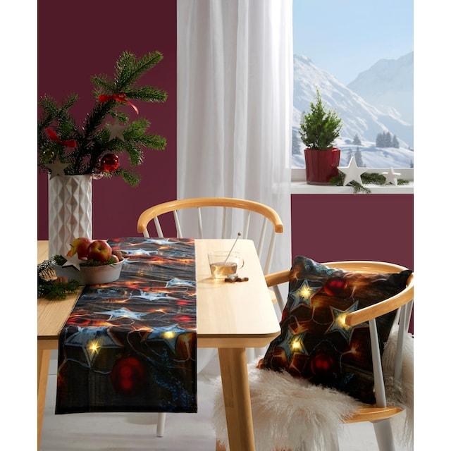 Tischläufer, »Sternenzauber«, my home