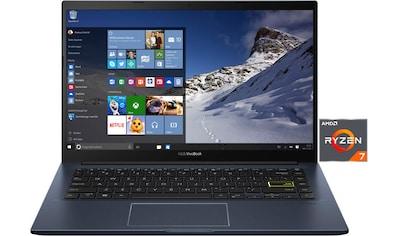 Asus D413DA - EK067T Notebook (35,56 cm / 14 Zoll, AMD,Ryzen 7,  -  GB HDD, 512 GB SSD) kaufen