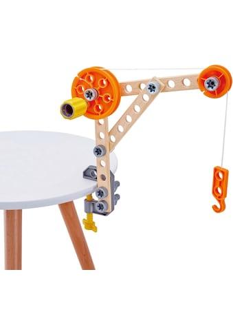 Hape Konstruktionsspielsteine »Bausatz für Tüftler«, (37 St.) kaufen
