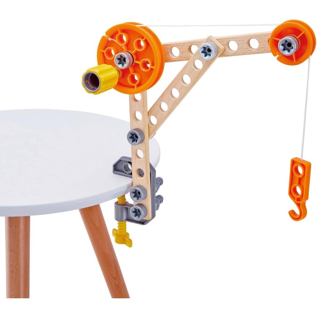 Hape Konstruktionsspielsteine »Bausatz für Tüftler«, (37 St.)