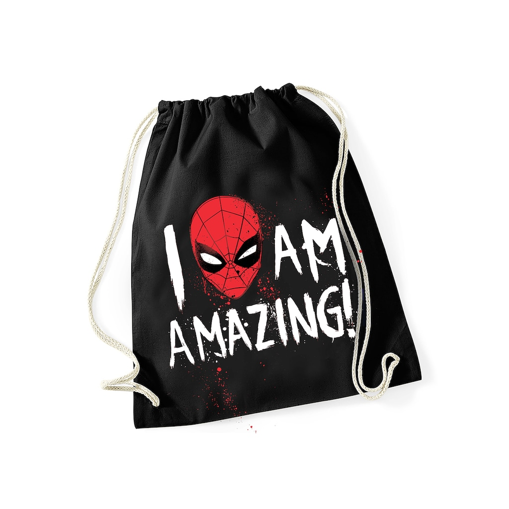 MARVEL Gymbag »Spiderman«