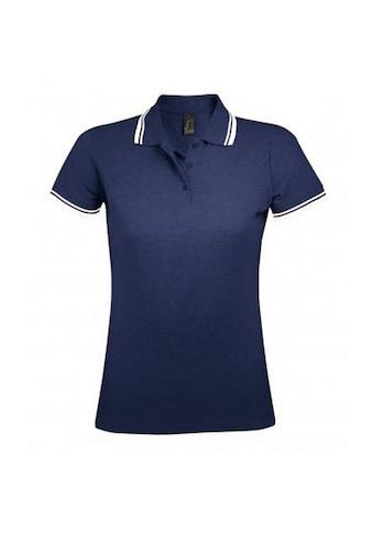 SOLS Poloshirt »Damen Pasadena Pique Polo - Shirt, kurzärmlig« kaufen