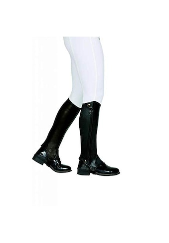 Dublin Beinstulpen »Evolution Halblange Leder-Chaps mit seitlichem Reißverschluss, für... kaufen