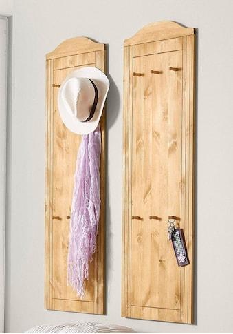 Home affaire Garderobenpaneel »Finca«, im 2er-Set kaufen