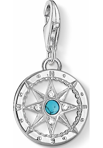 THOMAS SABO Charm - Einhänger »Kompass, 1228 - 405 - 17« kaufen