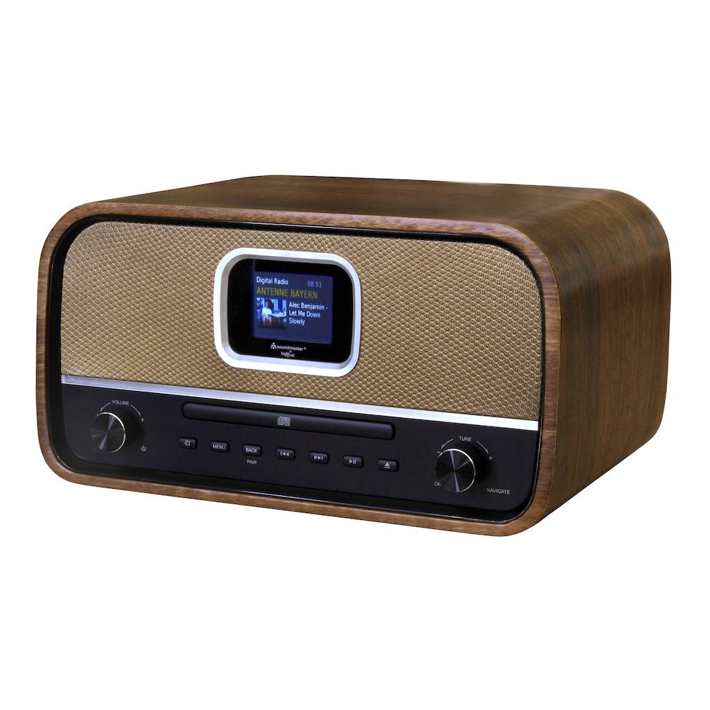Soundmaster Stereo-CD Player »DAB970«, Bluetooth