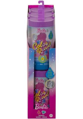 Barbie Anziehpuppe »Color Reveal, Chelsea«, Glitzer Serie Überraschungsset kaufen