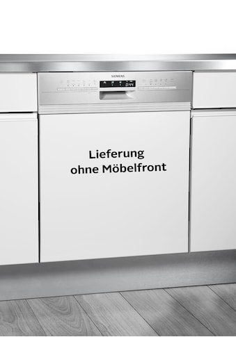 SIEMENS teilintegrierbarer Geschirrspüler iQ300, 9,5 Liter, 13 Maßgedecke kaufen