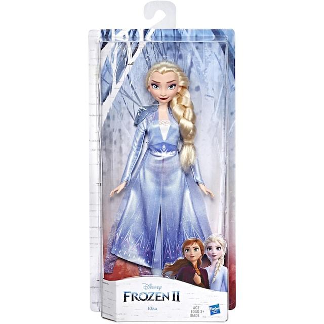 "Hasbro Anziehpuppe ""Die Eiskönigin II, Elsa"""