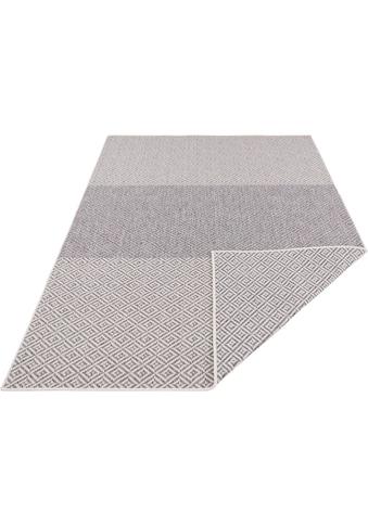 bougari Teppich »Borneo«, rechteckig, 5 mm Höhe, In- und Outdoor geeignet,... kaufen