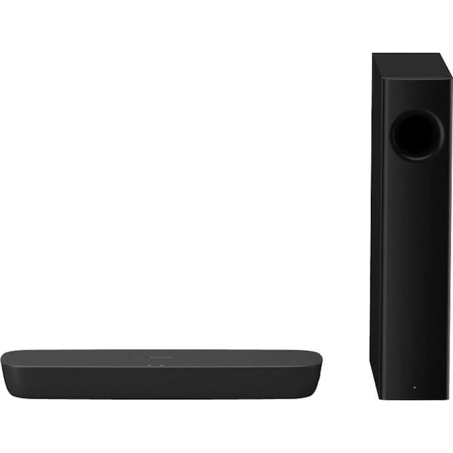 Panasonic »SC-HTB254EGK« Soundbar (Bluetooth, 120 Watt)