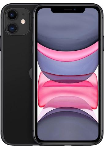 """Apple Smartphone »iPhone 11, 4G«, (15,5 cm/6,1 """", 128 GB Speicherplatz, 12 MP Kamera) kaufen"""