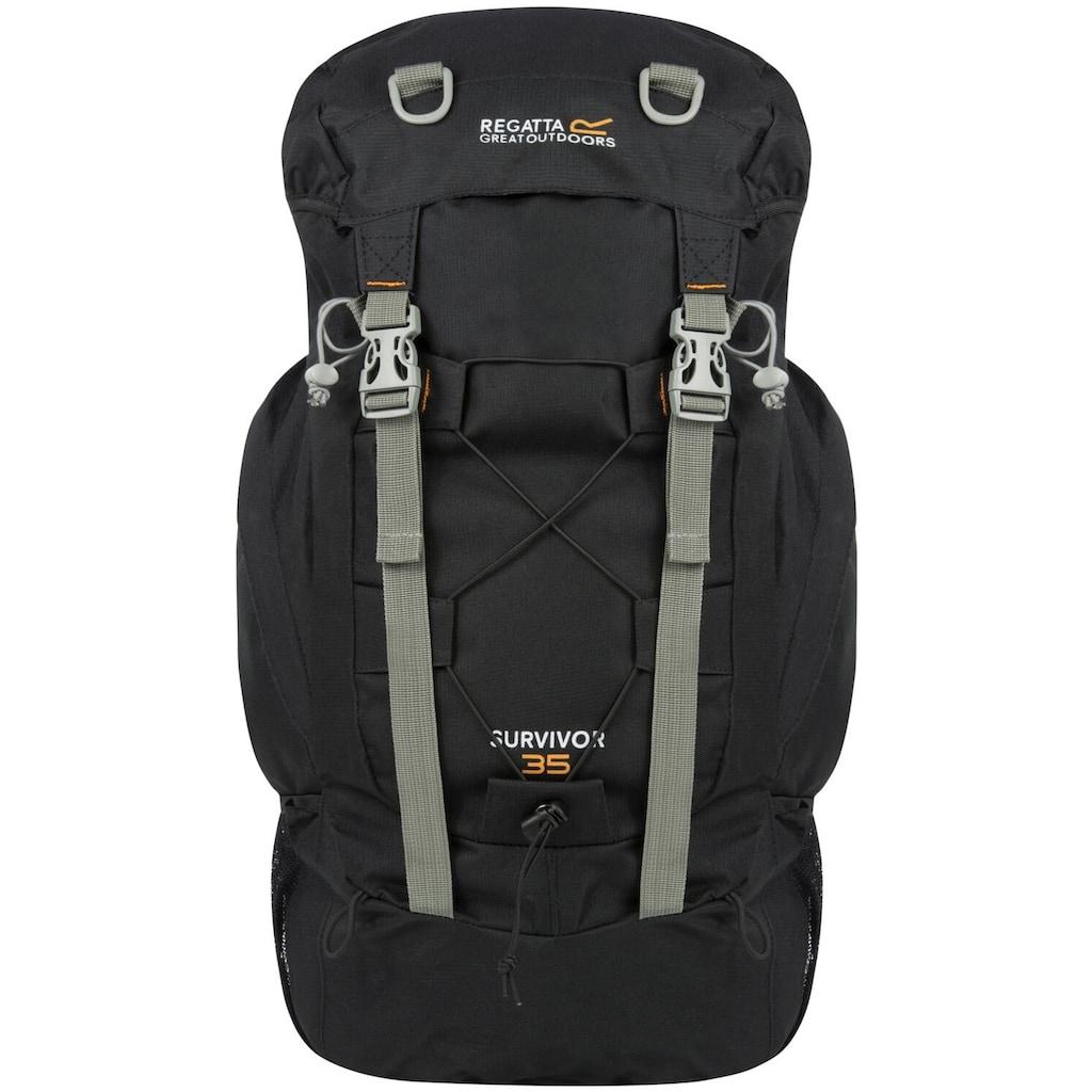 Regatta Trekkingrucksack »Great Outdoors Survivor III 35 Liter Rucksack«