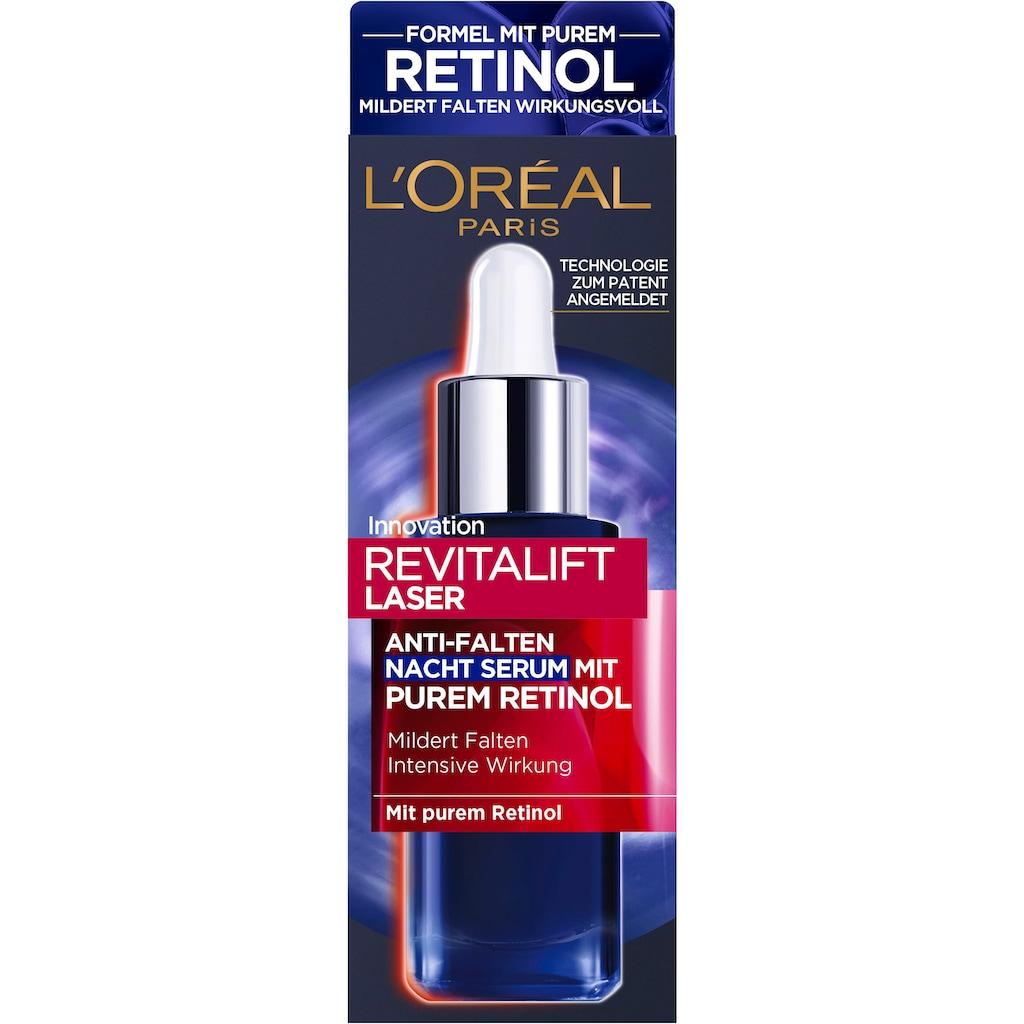 L'ORÉAL PARIS Gesichtsserum »Revitalift Laser Retinol Serum«