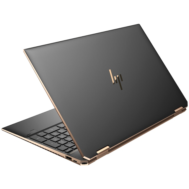 HP Spectre x360 15-eb0008ng Convertible Notebook (39,6 cm / 15,6 Zoll, Intel,Core i7, 0 GB HDD, 512 GB SSD)